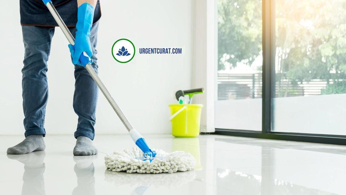 Servicii de curatare a birourilor
